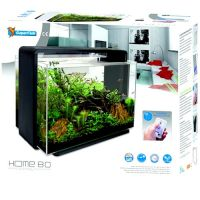 Superfish Home 80 Aquarium schwarz