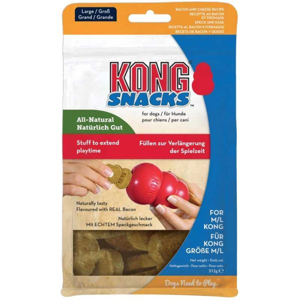 Kong Snacks Bacon & Cheese L