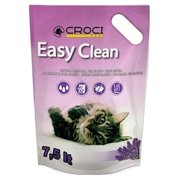 Croci Easy Clean Lavendel Katzenstreu 7,5l