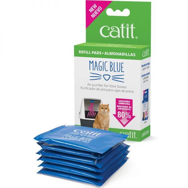 Catit Magic Blue Nachfüllset 6 Stk.