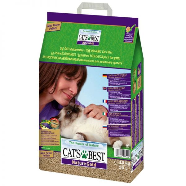 Cats Best Nature Gold Katzenstreu 10 l