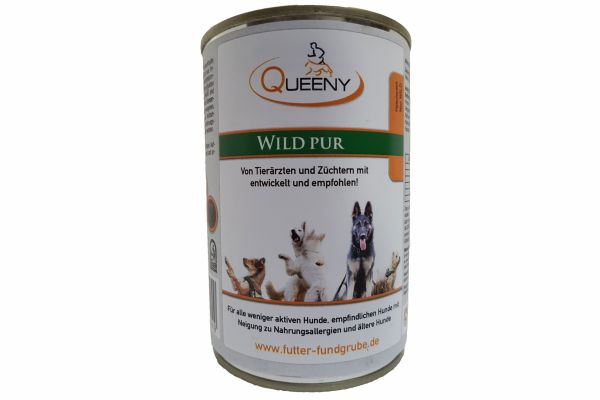 Queeny Wild pur