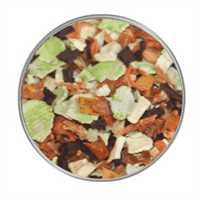 Gemüsemischung Kunterbunt 4000 g  Frische-Eimer
