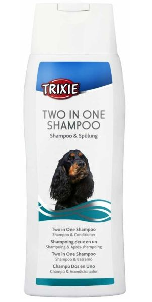 Trixie Two-in-One-Shampoo 250 ml