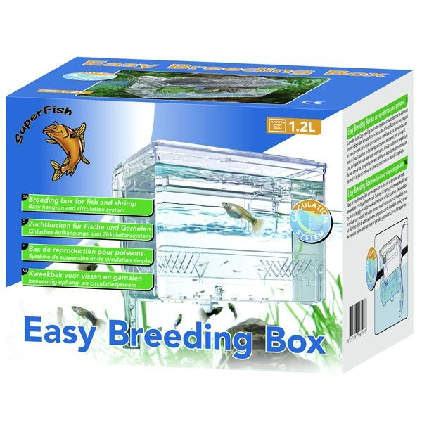 SuperFish Easy Breeding Box Aufzuchtbecken