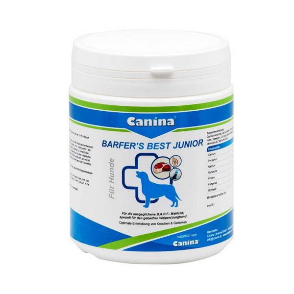 Canina Barfer's Best Junior 850 g