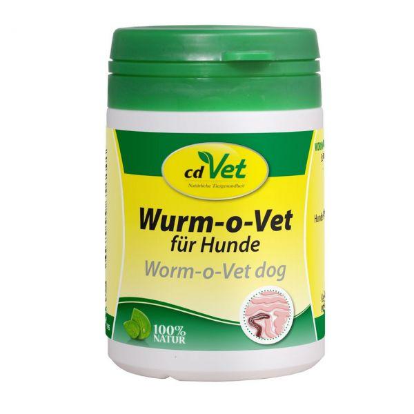 cdVet Wurm-o-Vet 25 g für Hunde über 20 kg