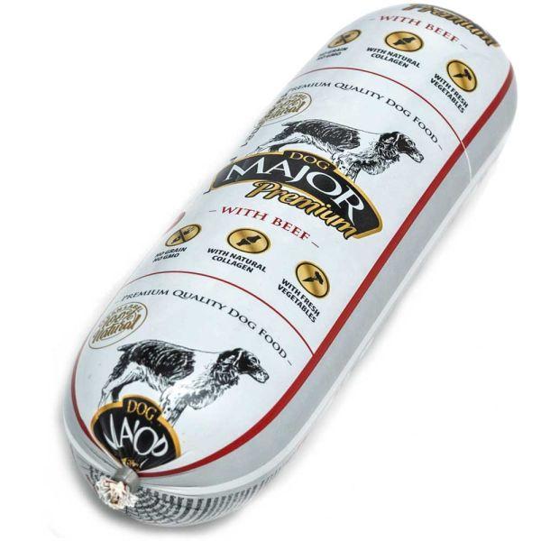 Major Haltbare Premium-Hundewurst mit Rind 900 g