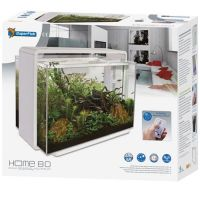 Superfish Home 80 Aquarium weiss