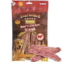 StarSnack Barbecue Beef & Chicken Steak 113 g