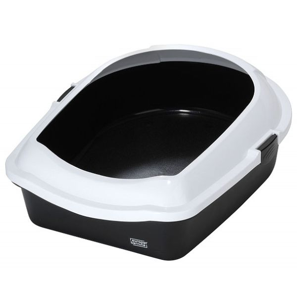 ebi Katzentoilette Space charcoal