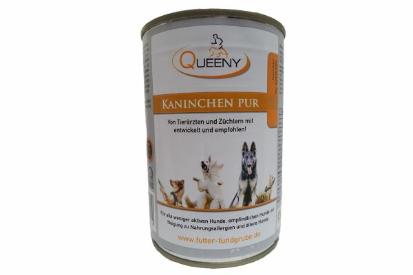Queeny Kaninchen pur