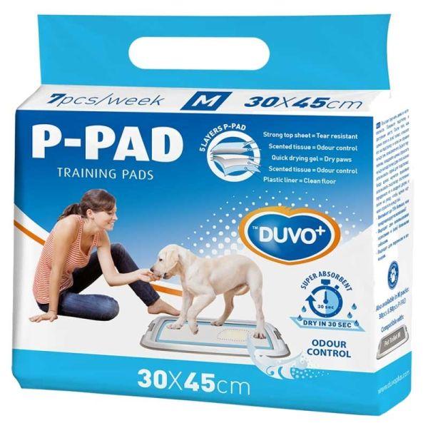 Duvo+ P-Pad Urinunterlagen 7 Stück
