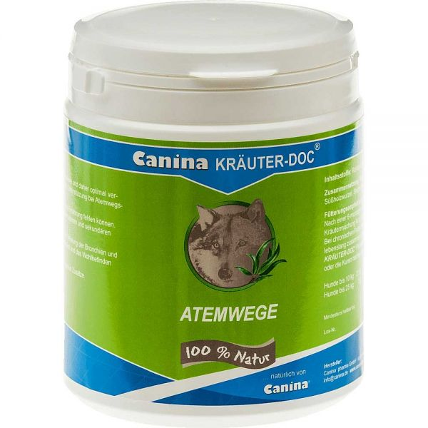Canina Kräuter-Doc Atemwege 300 g
