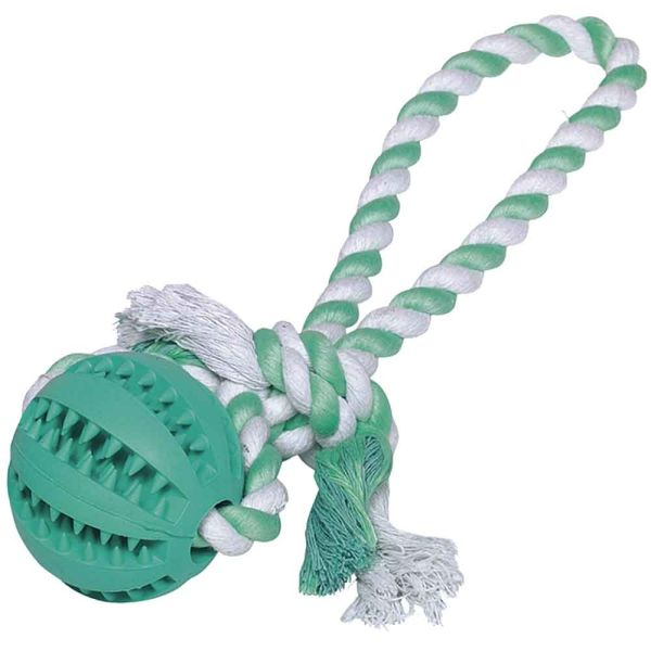 Nobby Dental Ball mit Seil