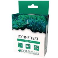 Colombo Marine Iodine Test Colour 1