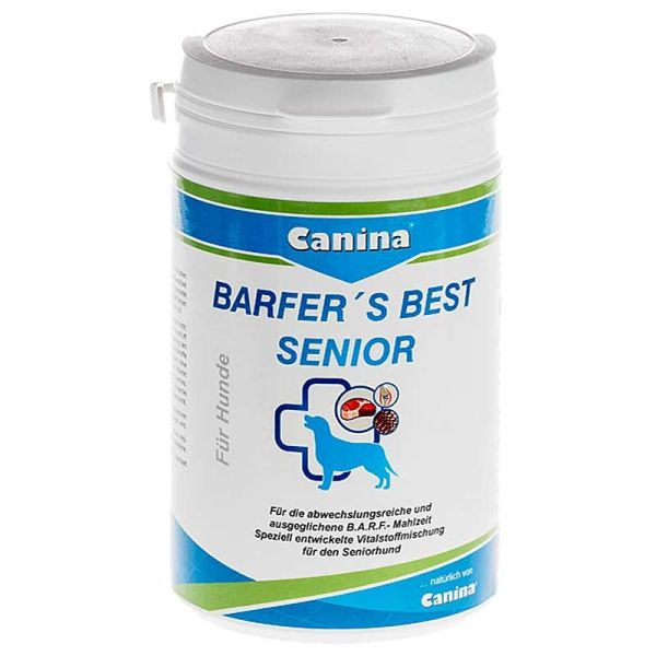 Canina Barfer's Best Senior