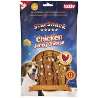 StarSnack Chicken Jerky Cheese 113 g