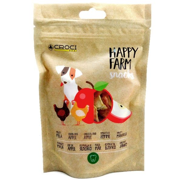 Happy Farm Hundesnack 80g