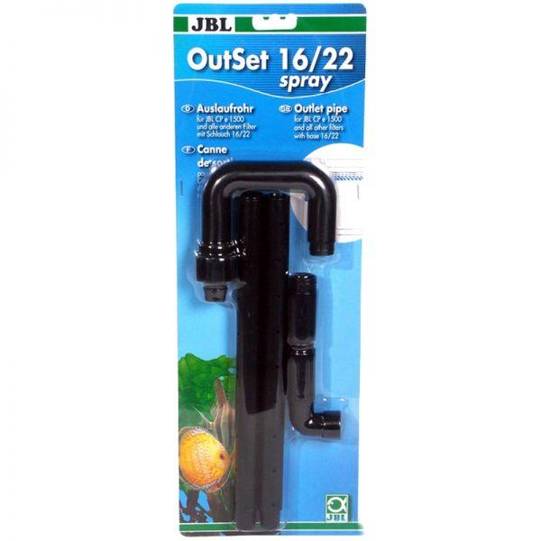 JBL OutSet 16/22 spray
