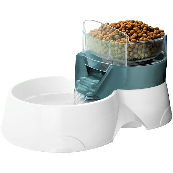 ebi Pet Feeder 2 in 1 Futterautomat