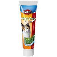 Trixie Malt'n'Grass Anti-Hairball 100 g