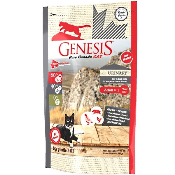 Genesis Pure Canada Cat My gentle hill